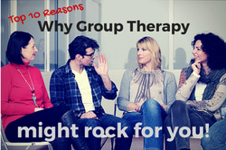 Why Group Therapy might rock for you! www.ManhattanMFT.com